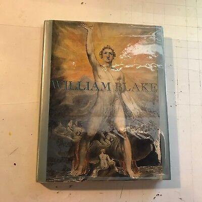 William Blake Metropolitan Museum of Art New York Art Catalog HB w/dj 2000 book! ()