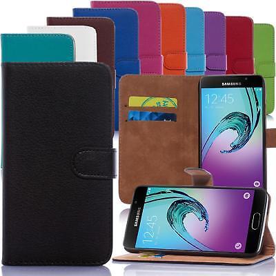 Handy Tasche für Samsung Galaxy Flip Cover Mobile Case Schutz Hülle Etui Wallet