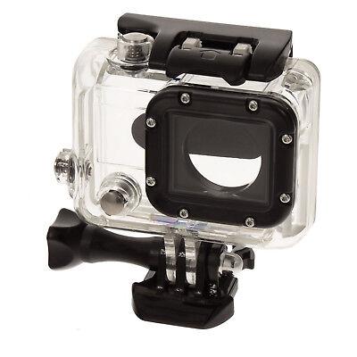 underwater water splash protection cover housing case shell f. GoPro Hero 3 3+ 4