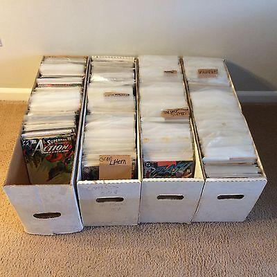 *Pick any 5* comics wholesale lot / DC, Marvel, Image, Dark Horse, + more