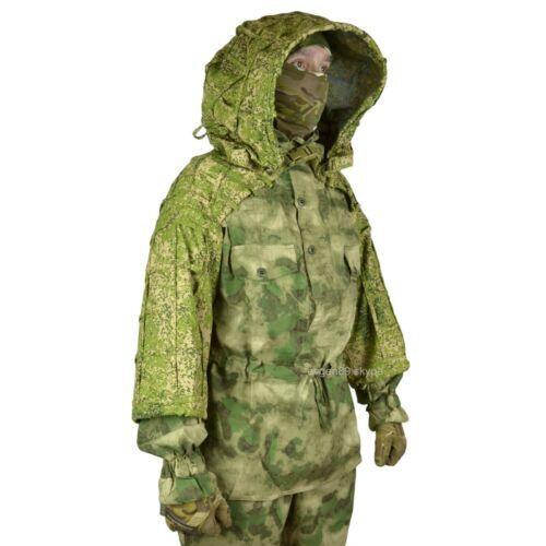 Disguise Sniper Coat / Viper Hood Russian Spetsnaz color Ratnik 6SH122 Summer