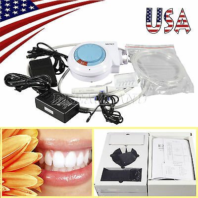 Seasky Complete Ultrasonic Scaler Dental Piezo Teeth Cleaning Fit Ems Woodpecker