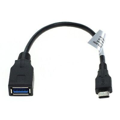 OTG USB Host Kabel Adapter für Samsung Galaxy Tab A 10.5 USB 3.0 Typ C