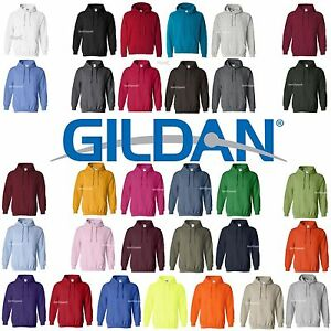 Gildan-Heavy-Blend-Hooded-Sweatshirt-18500-S-XL-Hoodie-cotton-polyester-SALE