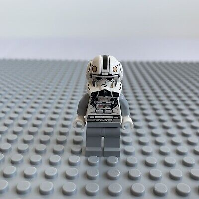 Lego Star Wars - V-Wing Clone Trooper Pilot SW525 From Set 75039 - VGC - 2014
