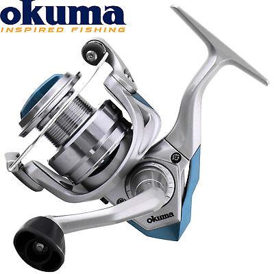 Okuma Azaki AZ-65 Angelrolle, Spinnrolle, Salzwasserrolle, Stationärrolle