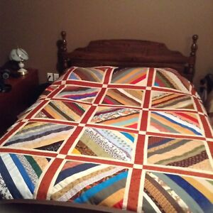 KING SIZED QUILT