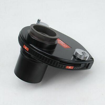 Nikon Phase Contrast Elwd 0.3 Diaphot 200300 Microscope Condenser Turret