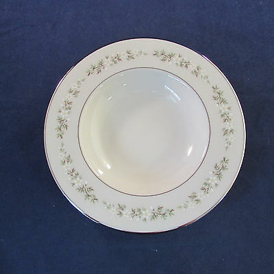 SET OF FOUR - Lenox China BROOKDALE Rim Soup Bowls