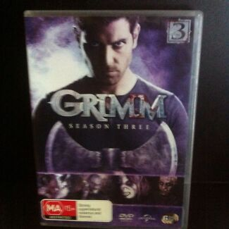 Various TV Series DVD Seasons $10 Each or $50 the lot!! Bayswater Bayswater Area Preview