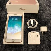 IPhone 7 Plus 128gb Rose Gold Parkwood Gold Coast City Preview