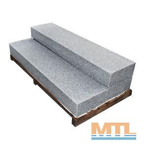 granit blockstufe baustoffe bauelemente ebay. Black Bedroom Furniture Sets. Home Design Ideas