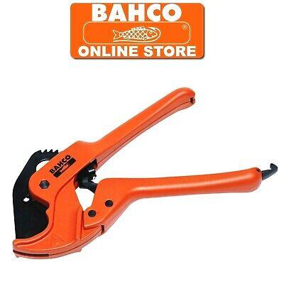 BAHCO 42mm RATCHET PIPE TUBE CUTTER CUTS PLASTIC PVC,PEX,PP,PB,PVDF, PE, 311-42  - Ratchet Tube Cutter