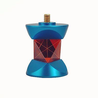 New Blue 360 Degree Mini Prism For Leica Topconsokkianikon Total Stations