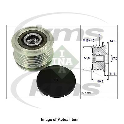 New Genuine INA Alternator Freewheel Clutch Pulley 535 0012 10 Top German Qualit