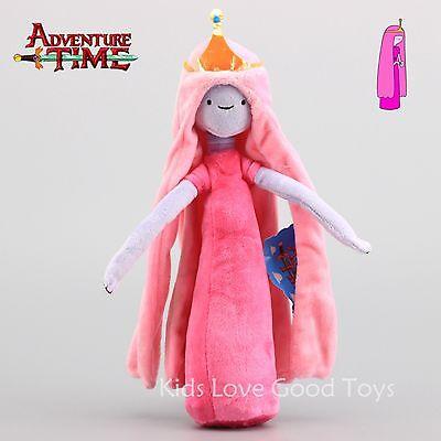 Adventure Time Finn   Jake Princess Bonnibel Bubblegum Plush Toy Doll 11 Nwt
