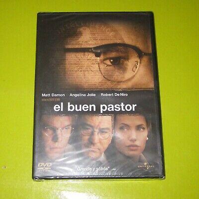 DVD.- EL BUEN PASTOR - ANGELINA JOLIE - MATT DAMON - ROBERT...