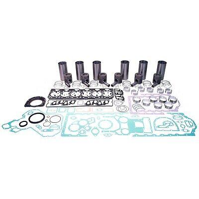 John Deere 4255 4455 4555 4955 Others Diesel Kit Jd 6076 Tah - Free Shipping