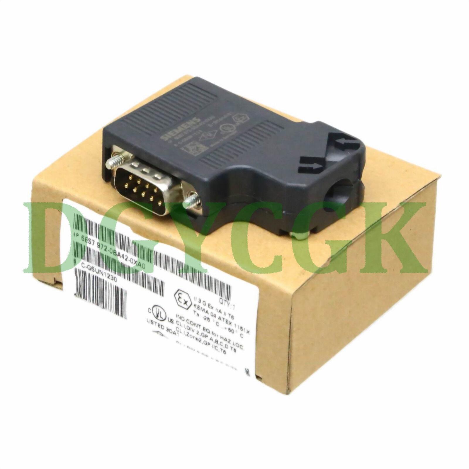 6ES7972-0BA42-0XA0 6ES7 972 for siemens Profibus Bus connector 35°