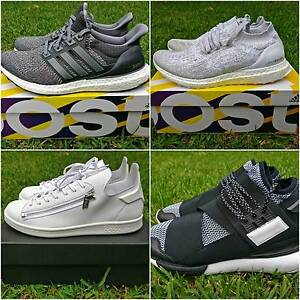 Adidas Ultra Boost | Y-3 Stan Zip | Y-3 Qasa High [US 9] [STEALS] Carlingford The Hills District Preview
