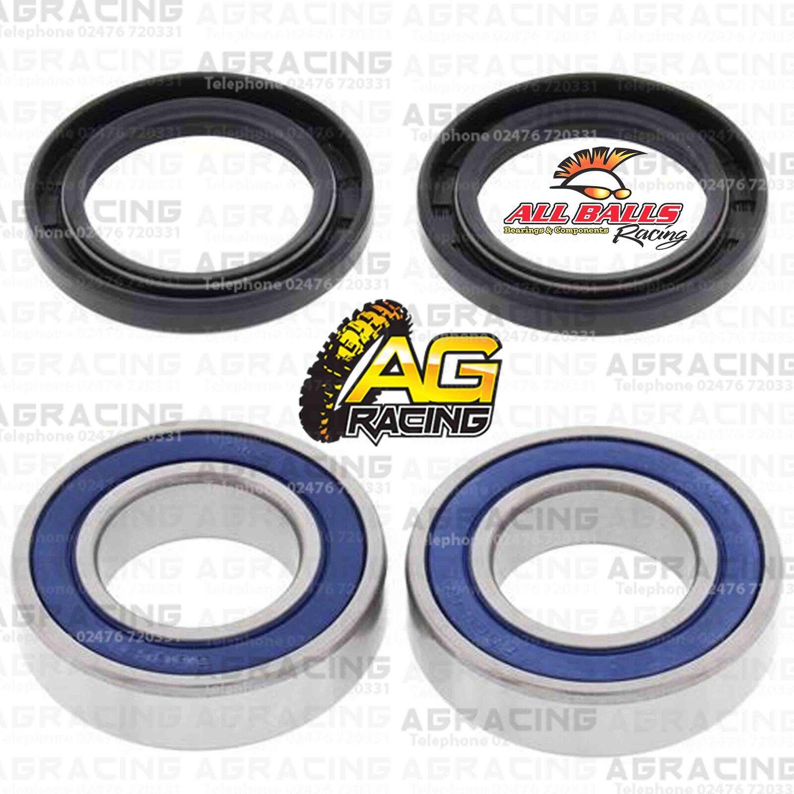 Yamaha XJR 1300 2008 All Balls Racing Rear Wheel Bearings /& Seals