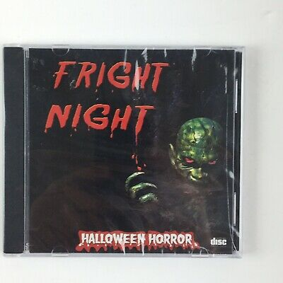 Halloween Horror Nights Sound Effects (Halloween Horror Fright Night Spooky Sounds CD Effects Trick Or Treat)