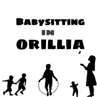 Babysitter in orillia !!