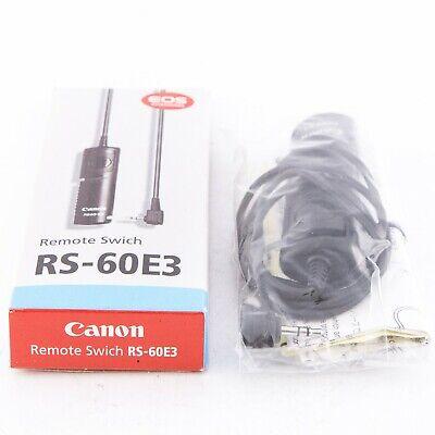 Canon RS-60E3 remote shutter release