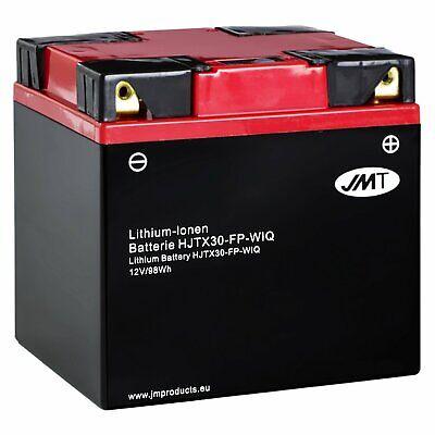 Batería de Litio Para Moto Guzzi T5 850 año 1983-1984 JMT HJTX30-FP
