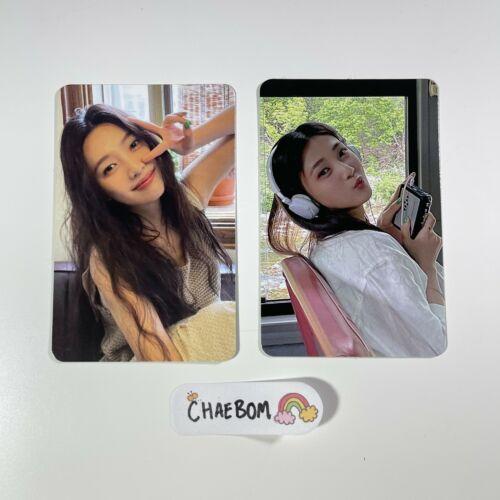 Red Velvet Joy Hello Solo Photocard Case Version