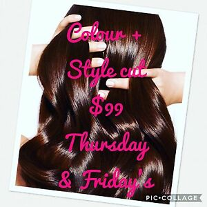 Hair Special..... Morley Bayswater Area Preview