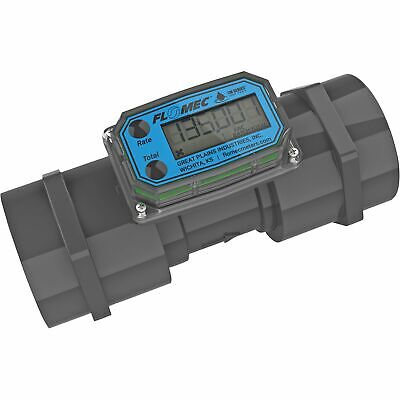 Gpi Flomec Tm Series Electronic Water Meter- 2in. 20-200 Gpm
