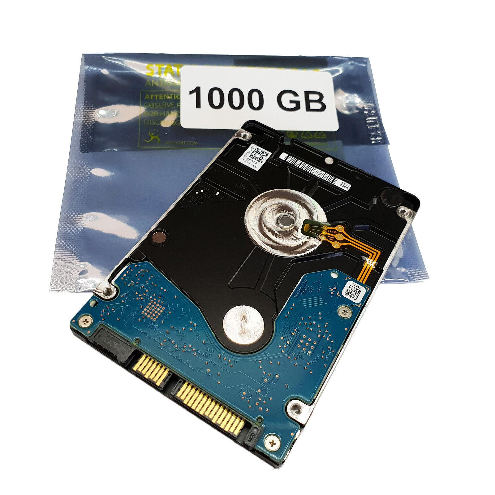1TB Festplatte 2,5
