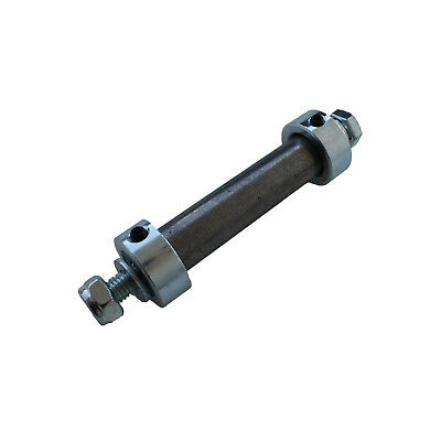 4 Stück Sicherungskappe für 20mm Achse Welle Sicherungßcheibe Endkappe Achskappe