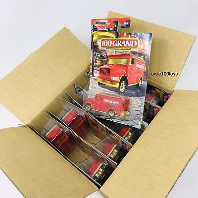 Candy Cars (2019 Matchbox Candy Series Cars International Armored Car 100 Grand Case Of)