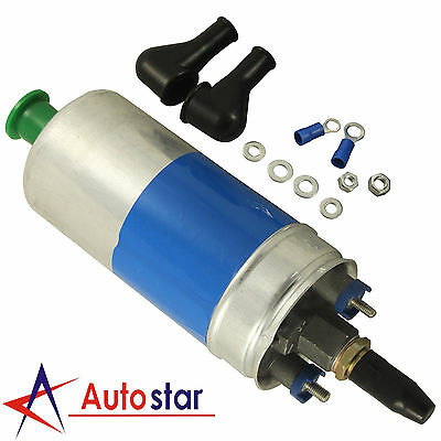 New Electric Fuel Pump 0580254910 With Installation Kits For Audi Benz Ford Audi Fox Fuel Pump