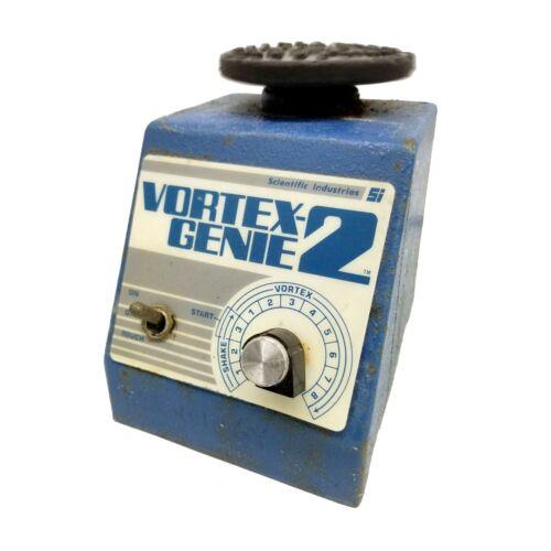Scientific Industries G-560 Vortex Genie 2 Laboratory Mixer Shaker