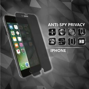 iPhone Anti-spy Privacy Tempered Glass Screen Protector