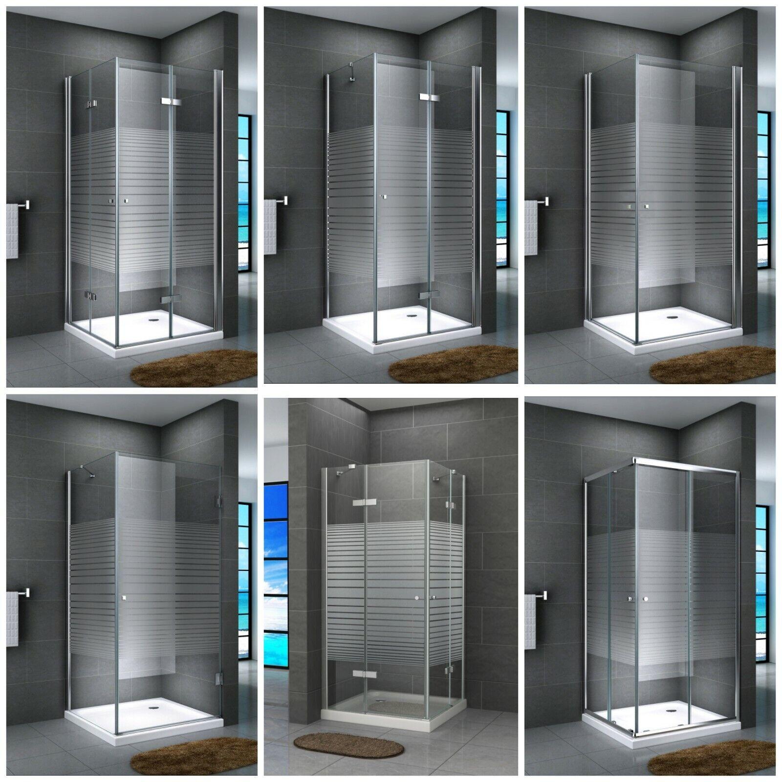 Duschkabine Eckdusche Eckeinstieg Dusche Duschtür Duschabtrennung Duschwand Gest