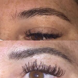 Microblading and Eyelash Extension Combo! $295!! London Ontario image 6