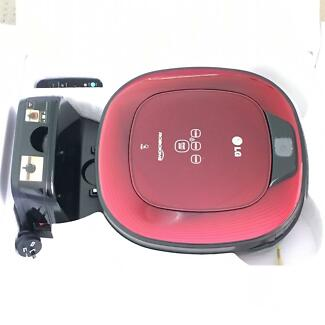 LG Robotic Cleaner (Like New) with Remote Control