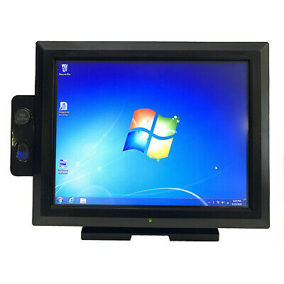 Flytech Pos385hc56 Point Of Sale Terminal Touchscreen 15 Restaurant