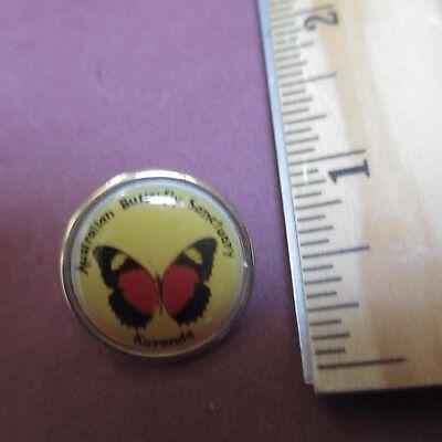 Australian Butterfly Sanctuary Hat Pin Collectible Tie Tac Lapel Australia