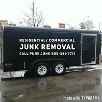 Junk Removal ( Residential & Commercial )