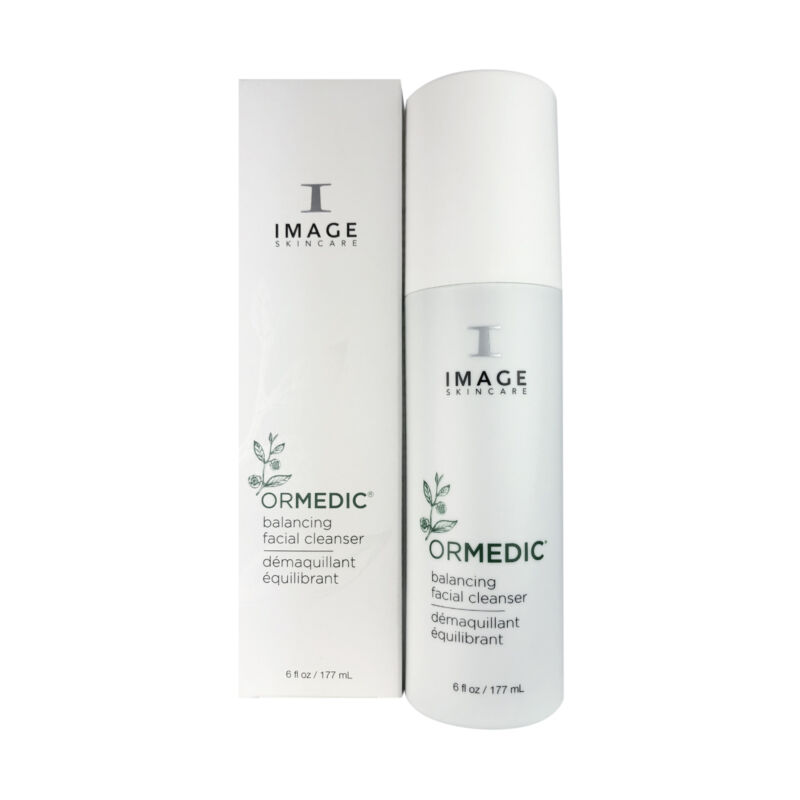 Image Skincare Balancing Ormedic Balancing Facial Cleanser 6 oz
