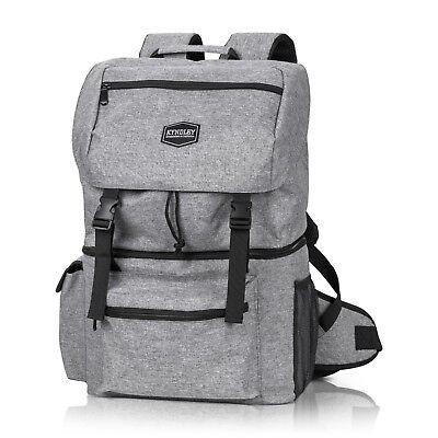 Backpack Insulated Bag - Kyndley Premium Insulated Shoulder Backpack Cooler Lunch Bag For Hiking & Travel