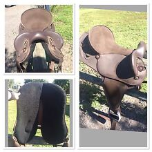 Ammo saddle Condon Townsville Surrounds Preview