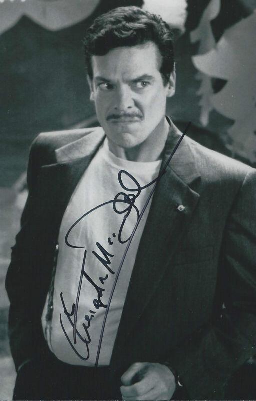 Christopher McDonald signed autograph Happy Gilmore  Movie Actor Rare COA LOOK!!