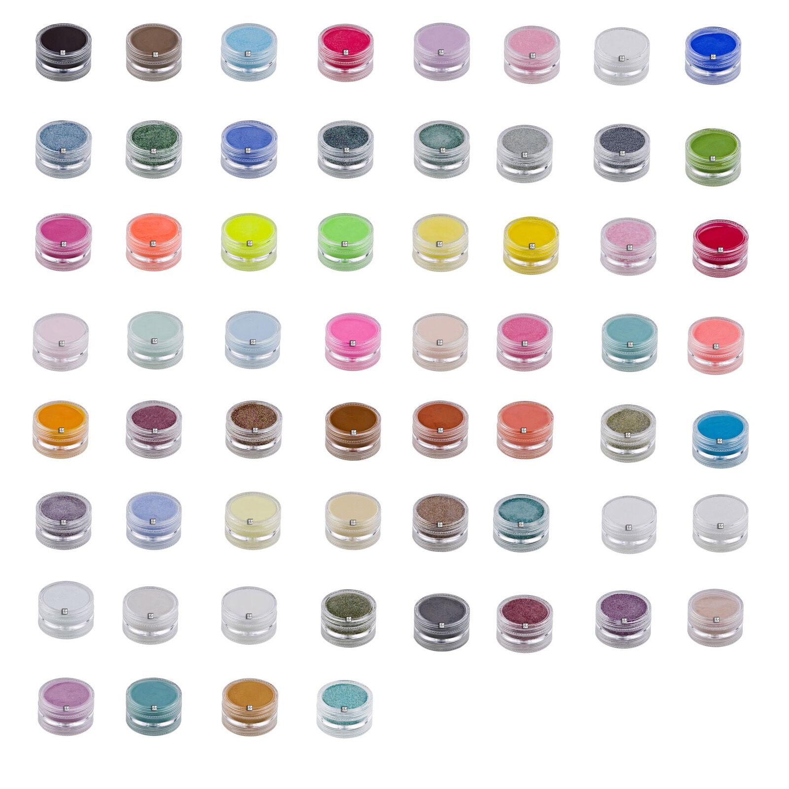 1x Acryl Pulver Fingernägel Modellage Acryl-Puder Fingernagel Nails Nägel