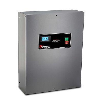 Rotary Phase Converter Panel - 30 Hp - Cnc Grade Industrial Grade Gp30plvpo
